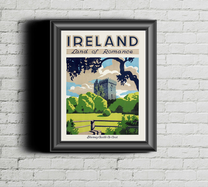 Ireland Land of Romance
