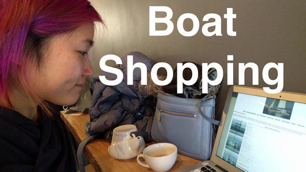 Episode 02 - Boat Shopping