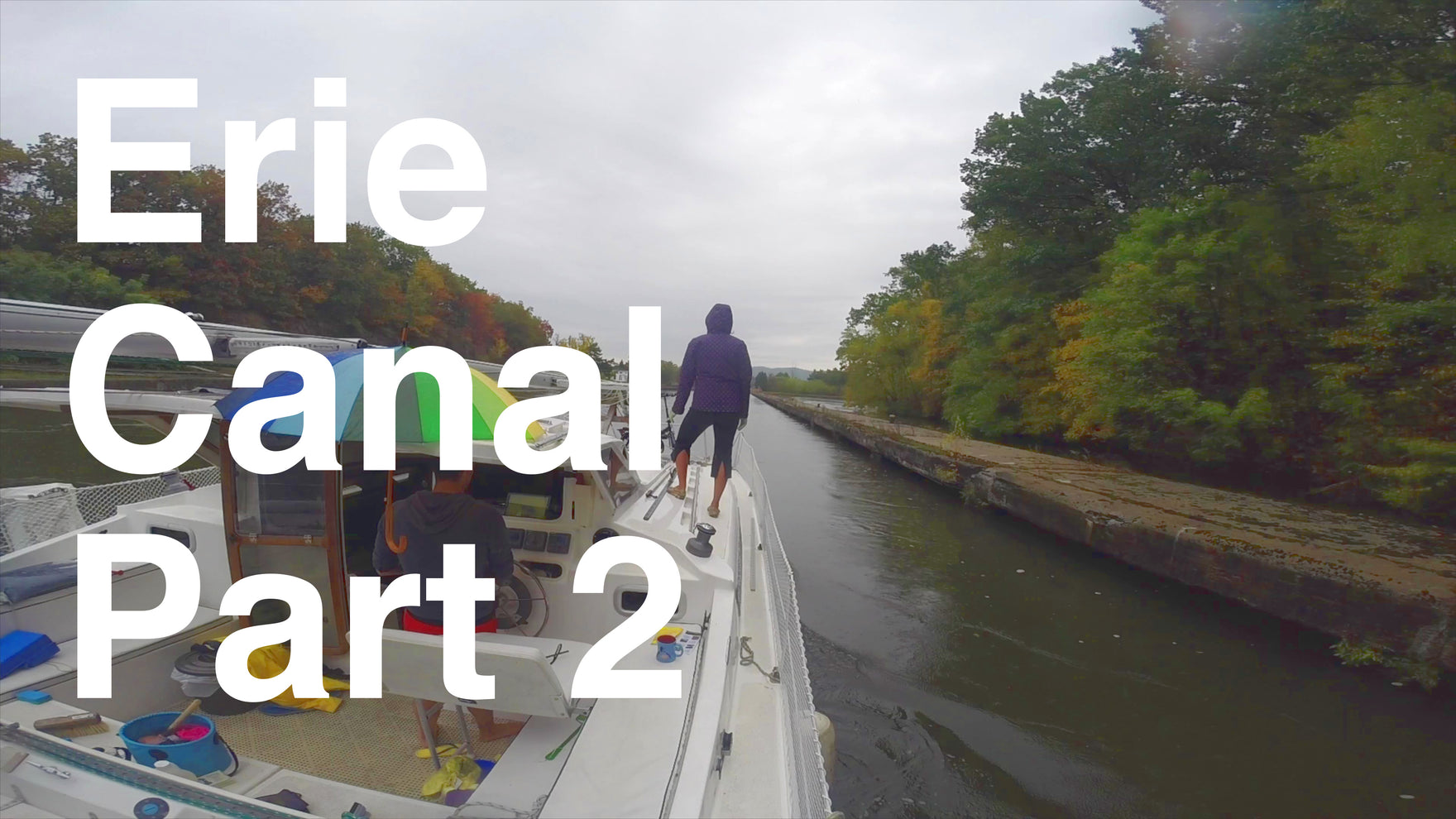 Episode 16 - Erie Canal Part 2