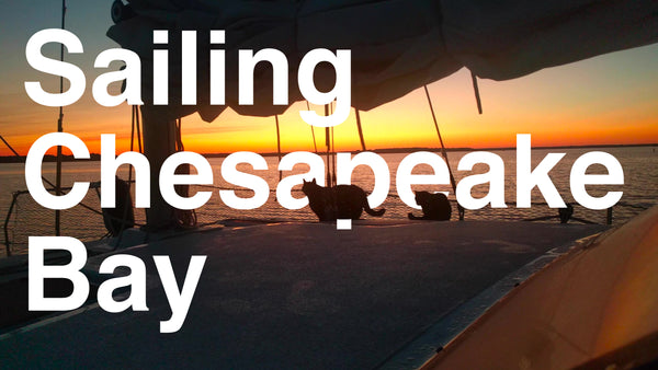 Episode 19 - Save changesSailing Chesapeake Bay