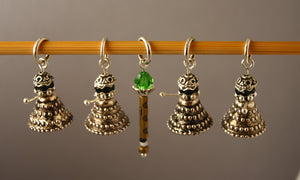 Army of Daleks Stitch Markers for Knitting