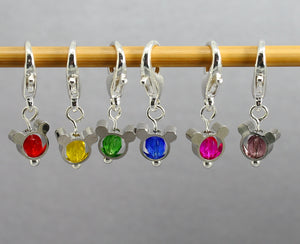 Dinky Things Stitch Markers for Crochet