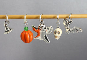 Halloween Party Stitch Markers for Knitting LIMITED EDITION
