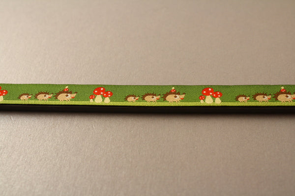 Hedgehog Family Pattern Safe Magnetic Chart Reader for Knitting and Crafts