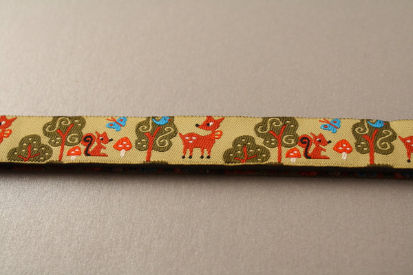 Little Woodland Deer Pattern Safe Magnetic Chart Reader for Knitting and Crafts