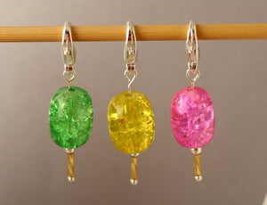 Ice Lollies Stitch Markers for Crochet