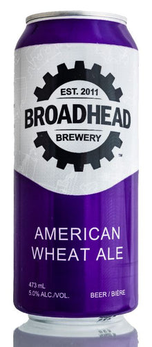 AMERICAN WHEAT - ALE - 473mL