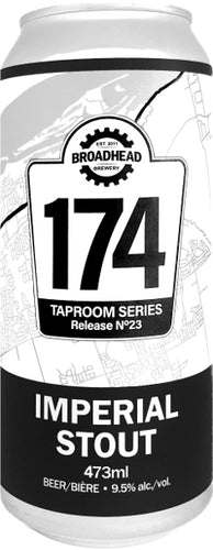 IMPERIAL STOUT - 473mL