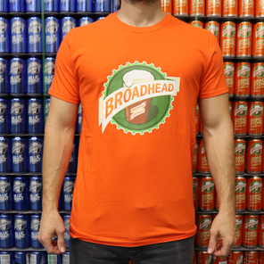 Broadhead Orange Tee