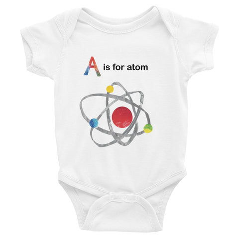 A is for Atom Onesie