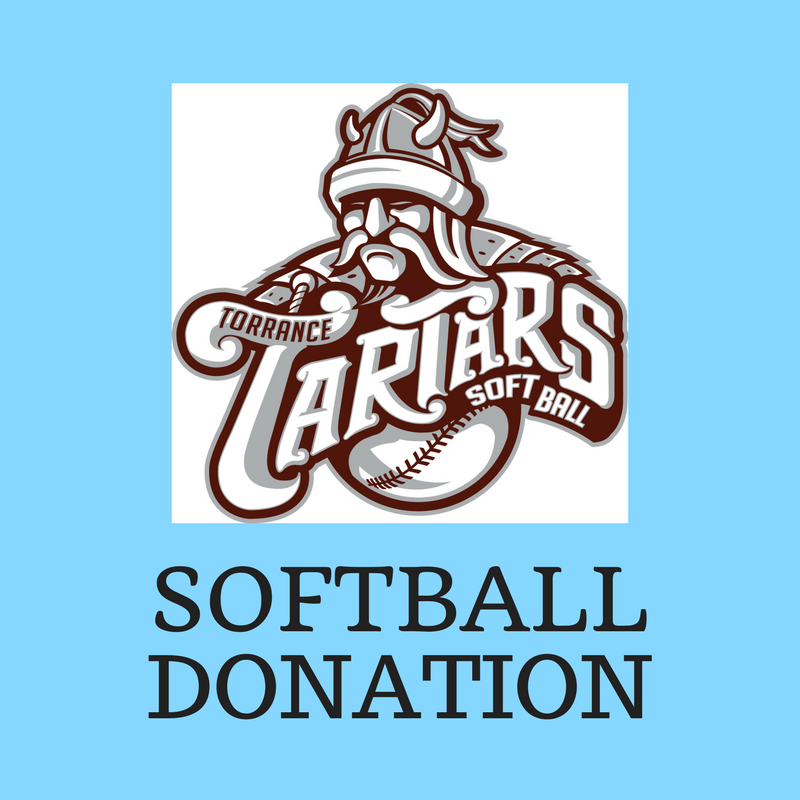 Softball Donation