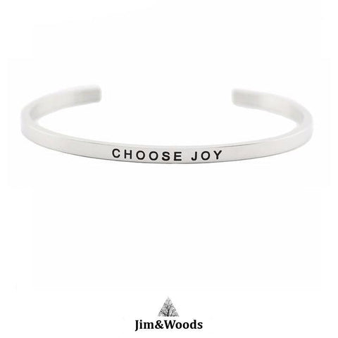 BRACELET INSPIRATION CHOOSE JOY