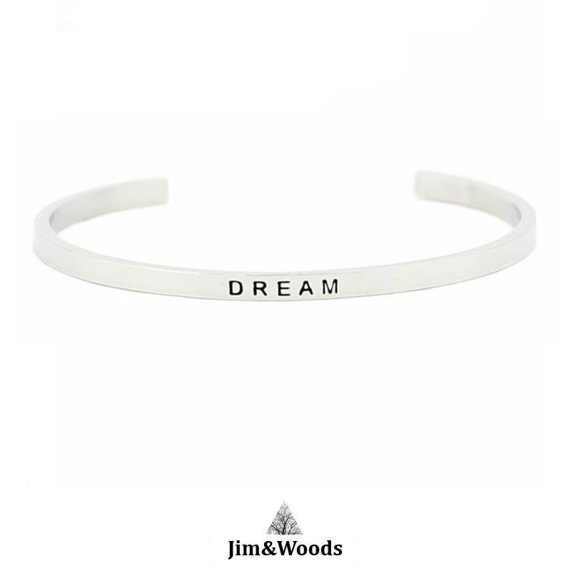 Bracelet Jonc Mantra DREAM