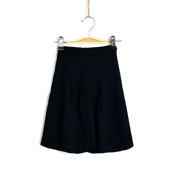 JEMS Signature Wide Leg Culottes Black