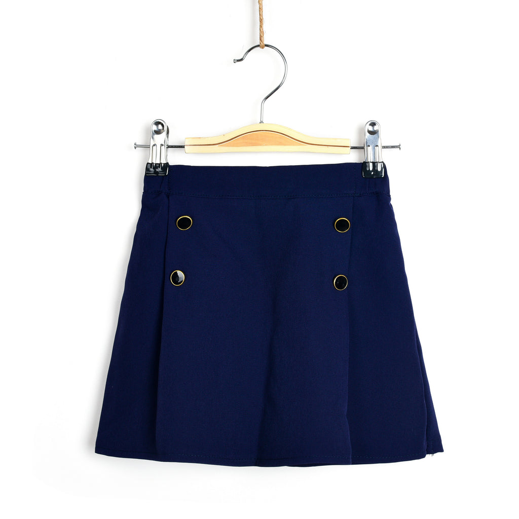Rhythm Runway Blue Skirt