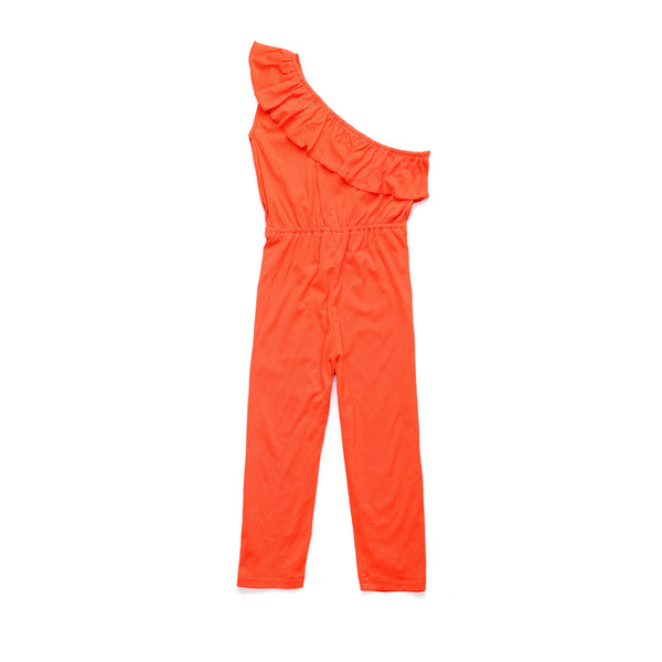 Sopfie Jumpsuit- Burnt Orange