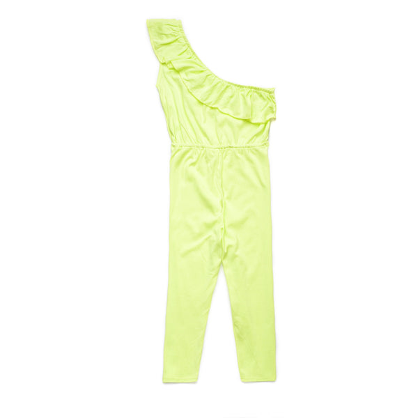 Sophie Jumpsuit- Lime Green