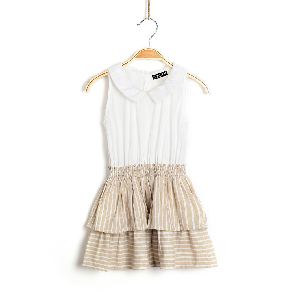 Summer Breeze Dress - Khaki