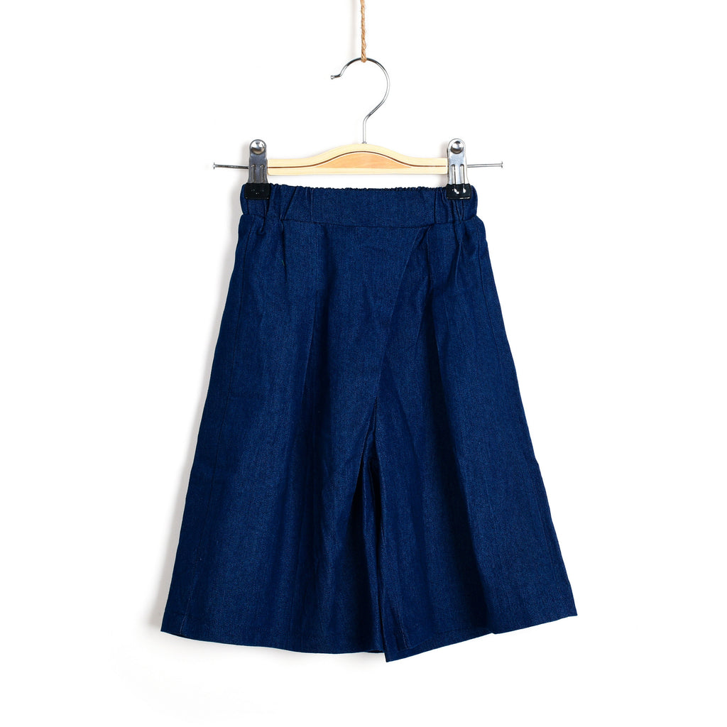 It's a Wrap Gaucho Pant - Denim