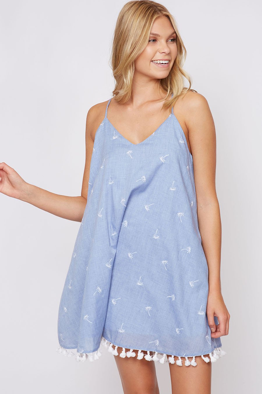 Palmdale Dress :: winter vacay must have