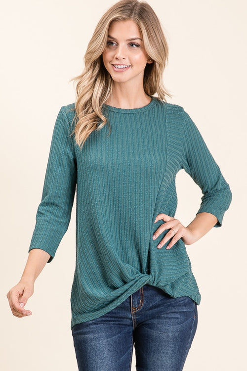 Grass Valley Knit Top