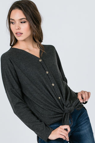 Sutter Creek Long Cardigan