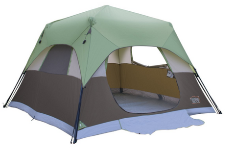 6 Person Dome C&ing Tent with Rainfly by Timber Ridge - $104.99  sc 1 st  Tentsy & Top 25 Best Instant Tents of 2017 | Tentsy Review u2014 tentsy