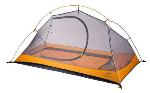1 person ultralight waterproof backpacking tent by naturehike