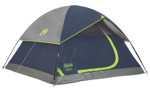 Coleman 4 Person Navy/Green Pop Up C&ing Tent  sc 1 st  Tentsy & Top 35 Best Pop Up Tent Products of 2017 | Tentsy Reviews u2014 tentsy