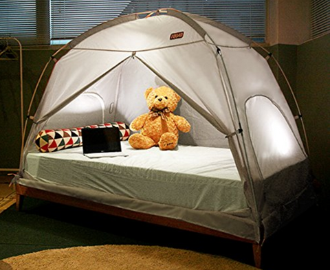 TQUAD Medium Insulated Privacy Bed Tent & The Best Bed Tent of 2017 | Top 25 Reviewed by Tentsy u2014 tentsy