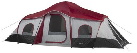 10 Person Extra Large Cabin C&ing Tent  sc 1 st  Tentsy & The Top 25 Ozark Trail Tents of 2017 | Tentsy Review u2014 tentsy