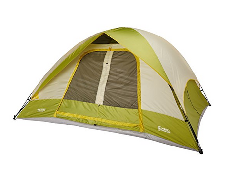 Among the best Wenzel tents around these colorful structures have hues of lime green and sunset yellow intertwined with a simple beige brown.  sc 1 st  Tentsy & Top 35 Best Wenzel Tents of 2017 u2014 tentsy