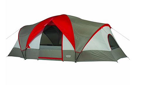 These loft-like Wenzel tents feature a spacious sleeping arrangement to accommodate up to 10 people. It includes a fly with a ridge pole for the perfect ...  sc 1 st  Tentsy & Top 35 Best Wenzel Tents of 2017 u2014 tentsy