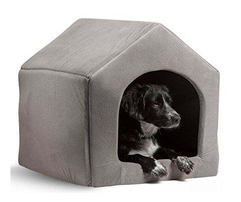 Hereu0027s one of the best pet tents from PAWZ Road. It comes in small medium and large. Its shape like a dog house and the top folds down to provide a bed ...  sc 1 st  Tentsy & The Best Pet Tent of 2017 | Top 25 Reviewed u2014 tentsy