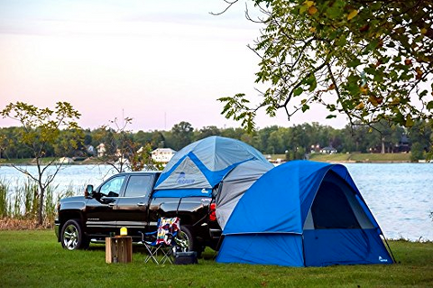 Napier Model 51000 Truck Bed Tent - $179.99 & The Best Truck Bed Tent of 2017 | Top 25 Reviewed by Tentsy u2014 tentsy