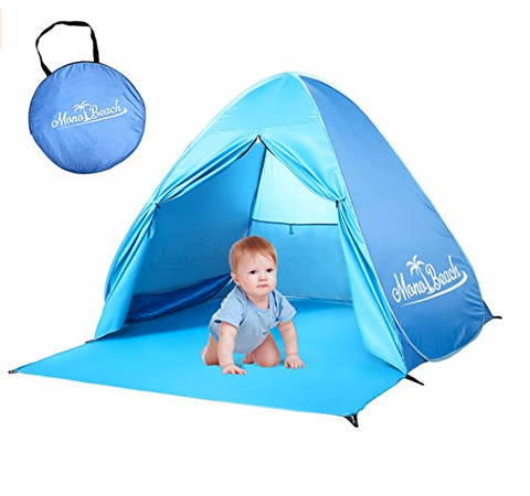 Thatu0027s also what you get with the perfect pop up. The MonoBeach cabana is an automatic sun shelter.  sc 1 st  Tentsy & Top 35 Pop Up Tents Similar to Cinch Tents u2014 tentsy