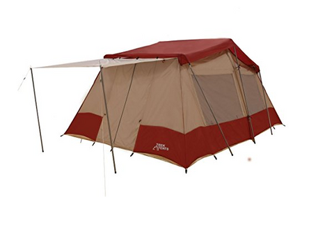 Top 50 Best Canvas Tents of 2017 — tentsy