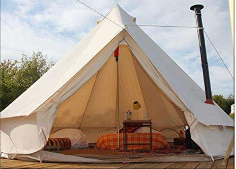 The Danchel standing tent will be helpful when you wish to run a stove and it has become one of the best canvas tents in the industry because it allows you ... & Top 50 Best Canvas Tents of 2017 u2014 tentsy