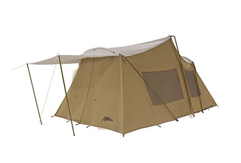3 Room Canvas Tents - Trek- 10ft x 16ft - $664  sc 1 st  Tentsy & Top 50 Best Canvas Tents of 2017 u2014 tentsy