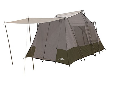 2 Room Canvas Tent by Trek - $210.18  sc 1 st  Tentsy & Top 50 Best Canvas Tents of 2017 u2014 tentsy