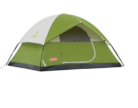 The Sundome 4 person tent comes in your choice of green or navy. It includes a large door with a hooded fly for proper ventilation.  sc 1 st  Tentsy & The Best 4 Person Tent of 2017 | Top 40 Reviewed by Tentsy u2014 tentsy