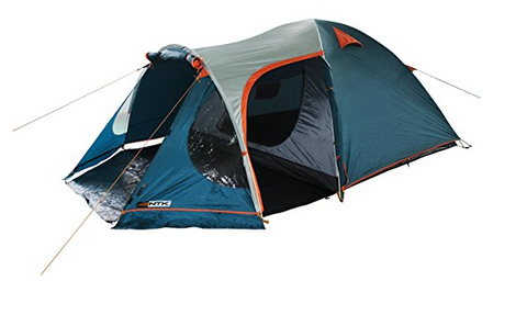 The NTK INDY GT Outdoor Dome Family C&ing Tent is 100% waterproof. This is a premium tent and one of the best 4 person tents on the market today.  sc 1 st  Tentsy & The Best 4 Person Tent of 2017 | Top 40 Reviewed by Tentsy u2014 tentsy