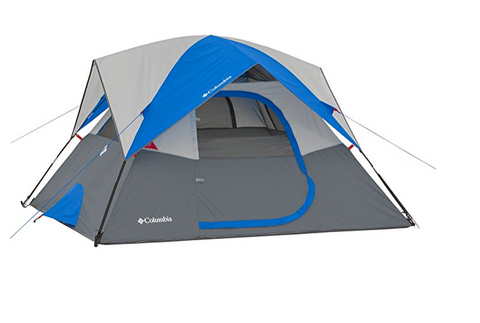 The Columbia Sportswear Ashland is another very cool 4 person tent that people use for hiking trips. This tent has fiberglass poles and window awnings which ...  sc 1 st  Tentsy & The Best 4 Person Tent of 2017 | Top 40 Reviewed by Tentsy u2014 tentsy