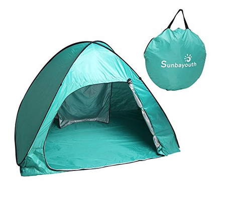 This Cute Tent Works Perfectly For The Beach And Small Camping Trips. The  Pop Up Feature Was Extremely Convenient. It Works Great To Block Out The  Sun But ...