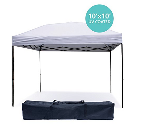 This awesome 10x10 pop-up canopy tent by Punchau received 38 reviews with 4.3/5 stars. This rates as a top canopy tent as almost everyone loved it easy ...  sc 1 st  Tentsy & The Best Canopy Tent of 2017 | Top 50 Canopy Tents Reviewed u2014 tentsy