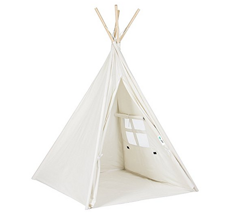 Minimal Teepee Tent - Canvas - $65.99  sc 1 st  Tentsy & The Best Teepee Tent for the Money | Top 25 Reviewed by Tentsy ...