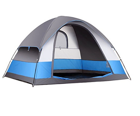 The SEMOO three season tent can be used any time of year when you have a large group of people to bring with you.  sc 1 st  Tentsy & The Best 6 Person Tent of 2017 | Tentsy Top 30 Reviewed u2014 tentsy