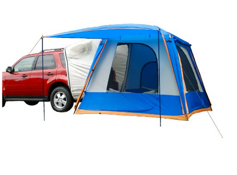 Sportz is back as a well-known brand manufacturer. They have come out with a tent for SUV models. It is a roomy 9 x 9 tent that can sleep around 4-5 people ...  sc 1 st  Tentsy & Top 20 Best SUV Tent Setups of 2017   Tentsy Review u2014 tentsy