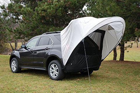 Napier Sportz Minivan Tent and SUV Tent - $129.99 & Top 20 Best SUV Tent Setups of 2017 | Tentsy Review u2014 tentsy