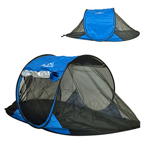 This particular 2 person instant tent pops up in a second with no additional assembly required. Made with mesh cloth that ventilates but is not see through ...  sc 1 st  Tentsy & Top 25 Best 2 Person Instant Tent Products of 2017 | Tentsy Review ...